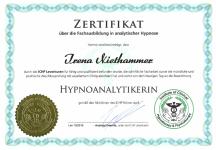Hypnoanalytikerin